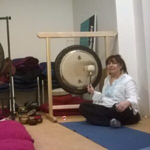 me and my gong